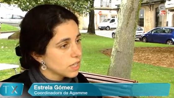 Estrela Gómez | Coordenadora de AGAMME