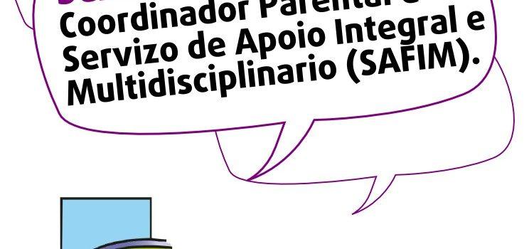 Xuntanza informativa en Ferrol sobre a figura do Coordenador Parental e o Servizo de Apoio Familiar, Integral e Multidisciplinario (SAFIM)